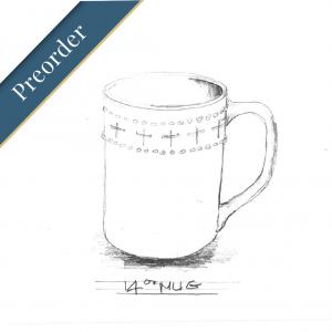 Greater love mug